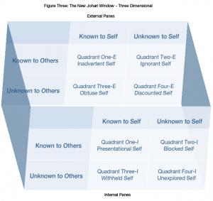 Johari Window - Figure 3