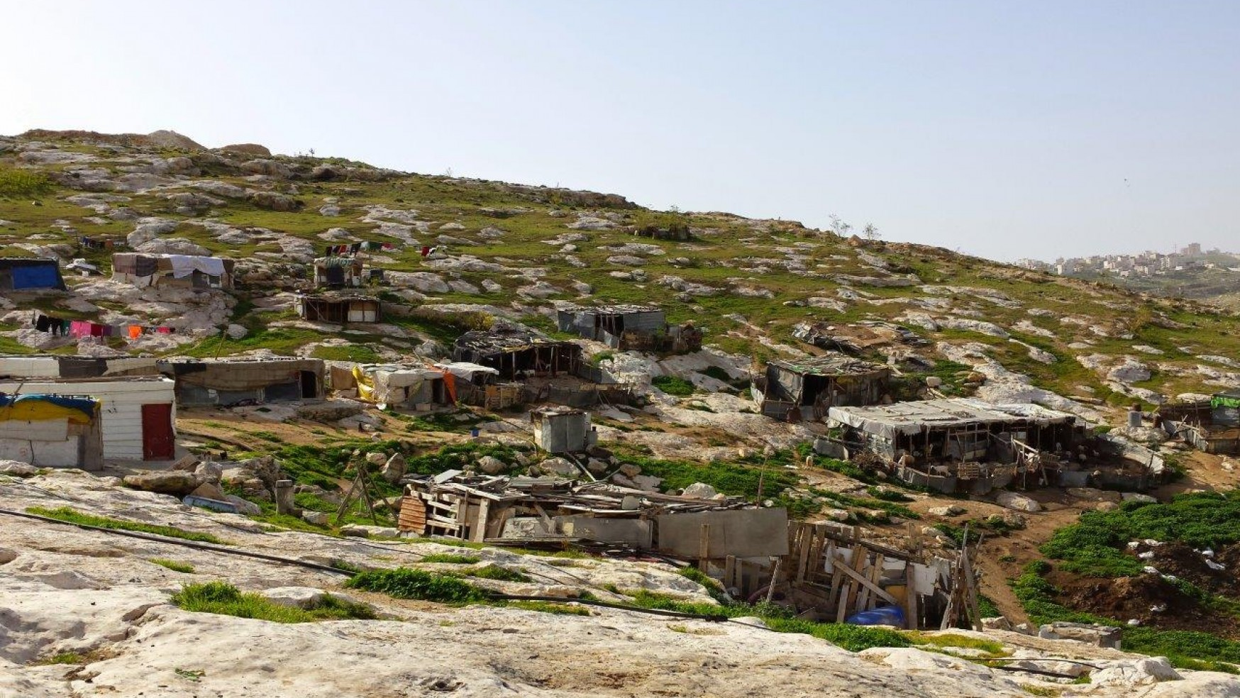 My Friend is a Palestinian Bedouin: V. Data Collection and Analysis