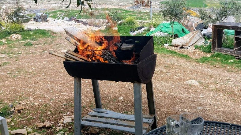My Friend is a Palestinian Bedouin: XIX. Mine and Yours