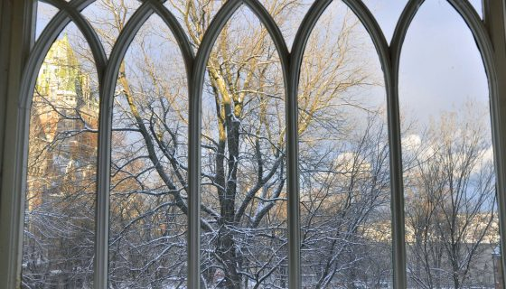The New Johari Window VI:  The Postmodern Self