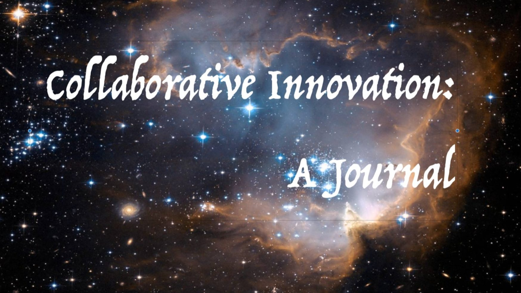 Collaborative Innovation: A Journal