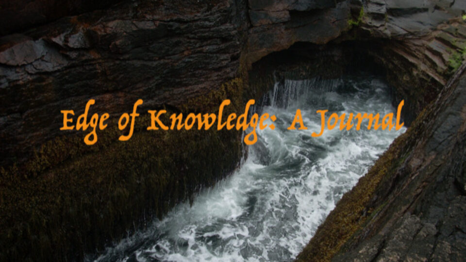 At the Edge of Knowledge: The Future of Professional Psychology